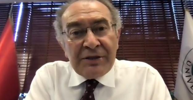 """Prof. Dr. Nevzat Tarhan: """"Yenilikçilik, Girişimcilik Ve İş Birliği 21. Yüzyılın En Önemli Becerisi"""""""
