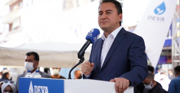 Babacan'dan AK Parti'ye Gönül Verenlere Çağrı:  'Gelin, Adaleti Hep Birlikte İsteyelim'