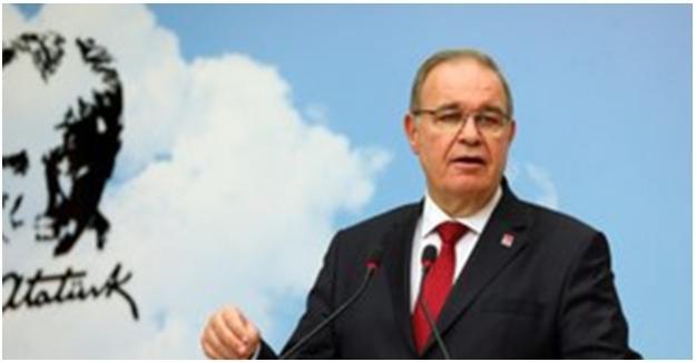 """CHP Sözcüsü Öztrak: """"Bu Kirli Senaryoları Daha Önce Gördük"""""""