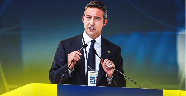 Fenerbahçe Kulübü Başkanı Ali Koç Yeniden Başkanlığa Seçildi