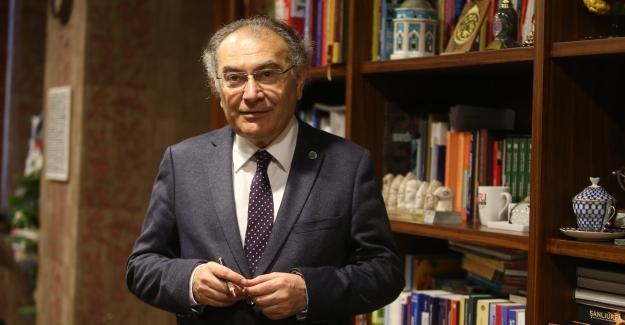 """Prof. Dr. Nevzat Tarhan: """"Sosyal Temas Bağımlılığın En Büyük İlacı"""""""