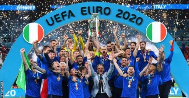 2020 Avrupa Şampiyonu Belli Oldu: İtalya