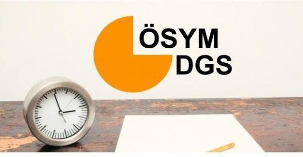 2021-DGS Sınava Giriş Belgeleri Erişime Açıldı