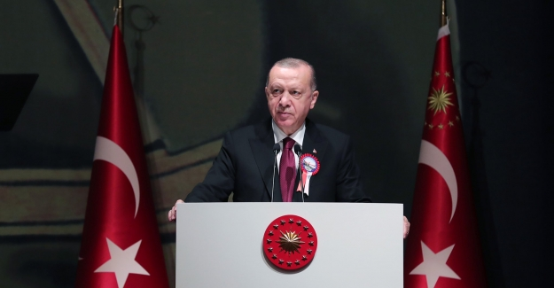 """""""Türk'ün Olduğu Yerde Ancak Güven Olur, Huzur Olur, Refah Olur"""""""