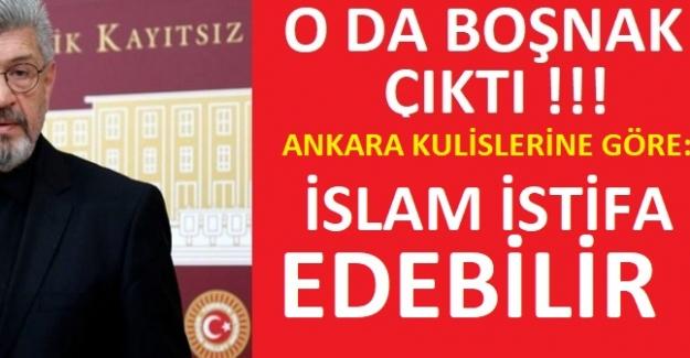 """İslam İstifa Edebilir: """"Makedonyalı Lütfü"""" Krizinde Yeni Gelişmeler..."""