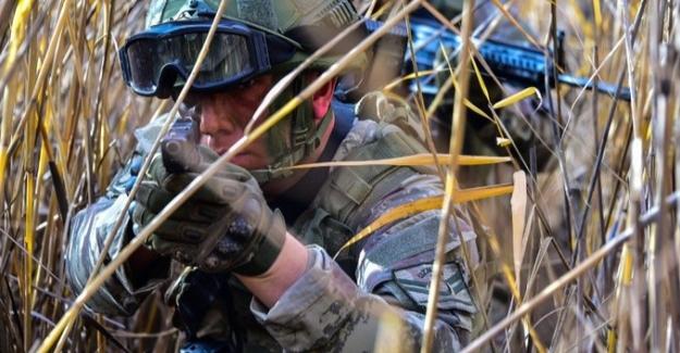 Barış Pınarı Bölgesine Saldırı Hazırlığı Yapan 6 Terörist Etkisiz Hale Getirildi