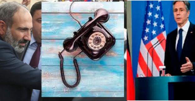 Blinken'dan Paşinyan'a Tebrik Telefonu