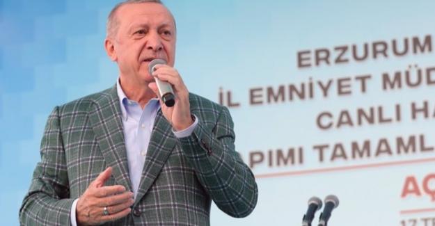"""""""Bütün Türkiye'yi Kucaklamaya, Vatan Topraklarının Her Karışına Eser Ve Hizmet Götürmeye Devam Edeceğiz"""""""