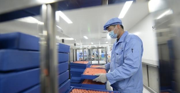 Çin'in Kovid-19 Aşı Üretme Kapasitesi 5 Milyar Doza Ulaştı