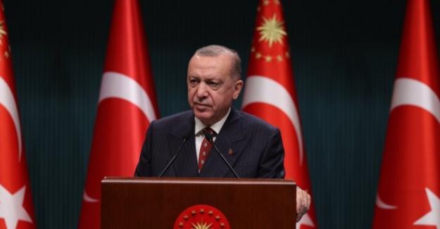 Cumhurbaşkanı Erdoğan, Artvin Ve Rize'de Yaşanan Sel Afeti Sonrasında Yürütülen Çalışmalar Hakkında Bilgi Aldı