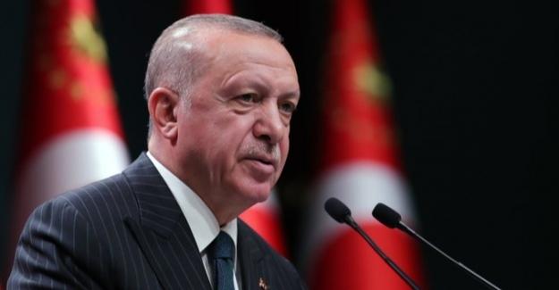 Cumhurbaşkanı Erdoğan'dan Pençe Harekatı Bölgesinde Şehit Olan Çelebi'nin Ailesine Başsağlığı Mesajı
