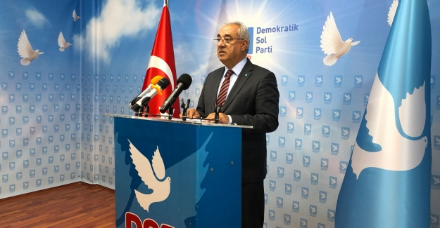 DSP Genel Başkanı Aksakal'dan Kurban Bayramı Mesajı