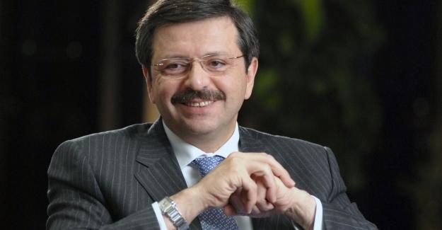 """Hisarcıklıoğlu: """"Bayramlar, Dayanışma Ve Karşılıklı Sevgi İle Anlam Kazanır"""""""