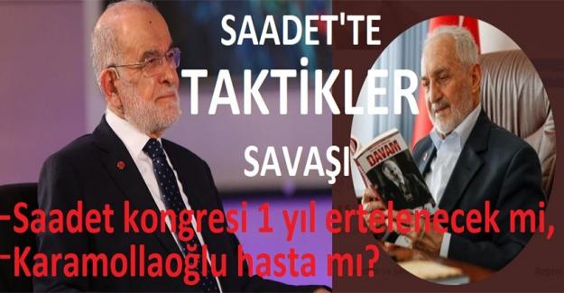 """""""Kongreyi 1 Yıl Erteleyip Asiltürk'ün Manevra Alanını Daraltacaklar"""""""