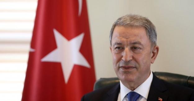 Millî Savunma Bakanı Hulusi Akar'dan Kurban Bayramı Mesajı