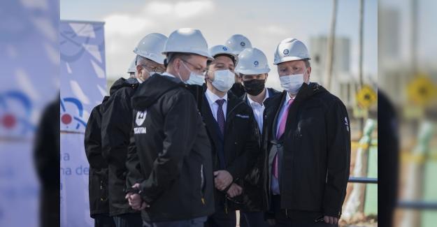 Rosatom, Bolivya'da Nükleer Araştırma Reaktörü Kompleksi İnşa Ediyor