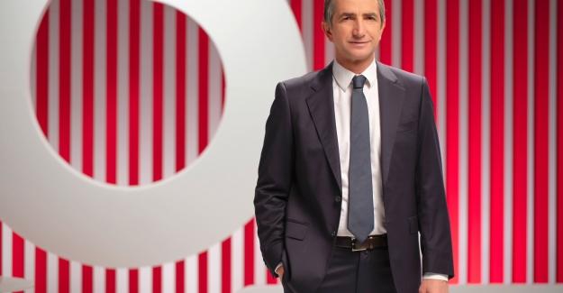 Vodafone Türkiye'nin Servis Gelirleri İlk Çeyrekte Yüzde 19,6 Büyüdü