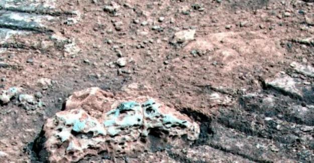 Zhurong, Mars'tan Yeni Görüntüler Gönderdi