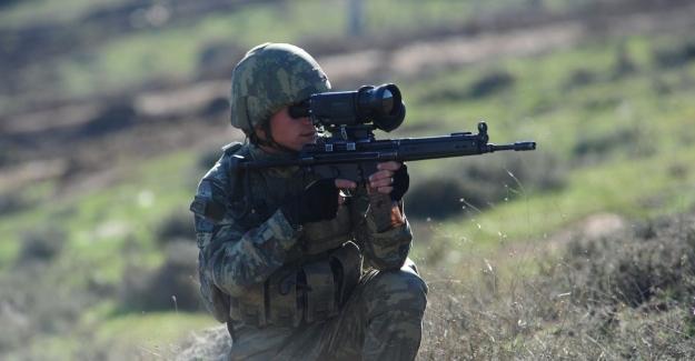 Pençe-Yıldırım Operasyonu Bölgesinde 2 Terörist Etkisiz Hale Getirildi