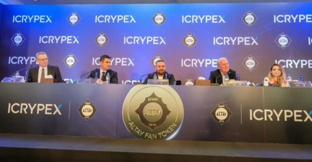 Altay Spor Kulübü ve ICRYPEX'ten Tarihî Anlaşma!