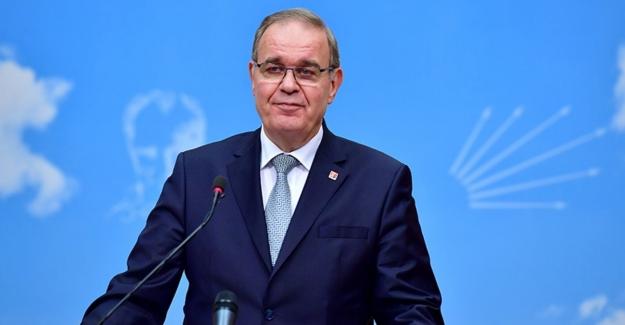 """CHP Sözcüsü Öztrak: """"Bu Hükümet Ne Yerlidir Ne De Millidir; Beceriksiz Ve Kirlidir"""""""