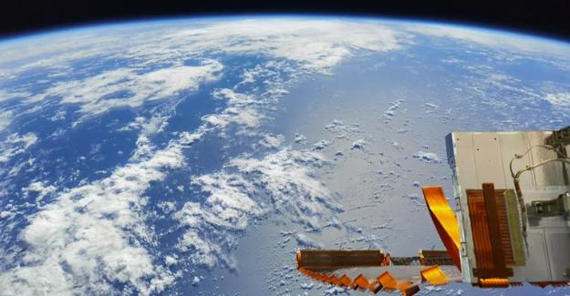 Çinli Taykonotun Gözünden Uzaydan Dünya Fotoğrafları
