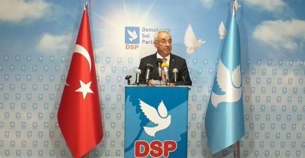 DSP Genel Başkanı Aksakal'dan Ortaöğretim'de Okutulan İnkılap Tarihi Ve Atatürkçülük Kitabına Sert Tepki