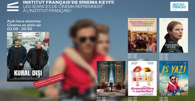 Institut français'de Fransız Sinema Keyfi