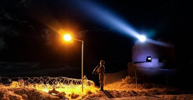 MSB: Suriye Sınırında 2'si PKK/PYD/YPG Terör Örgütü Üyesi 6 Kişi Yakalandı