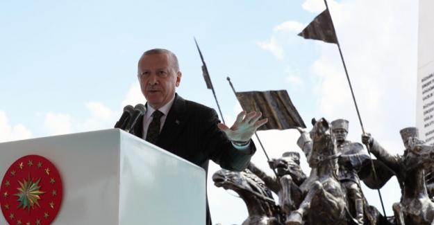 """""""Sakarya Zaferi'nin Kazanıldığı 1921 Yılı, Anadolu'daki Bin Yıllık Varlığımızın Da Dönüm Noktalarından Biridir"""""""
