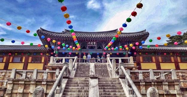 Sonbahar, Güney Kore'de Bir Başka Güzel