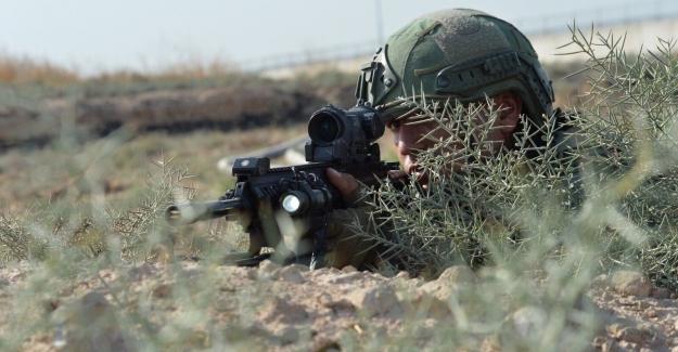 Barış Pınarı Bölgesinde 5 PKK/YPG'li Teröristi Etkisiz Hâle Getirildi
