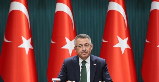 """Cumhurbaşkanı Yardımcısı Oktay: """"Türkiye'de Yargı Bağımsızdır"""""""