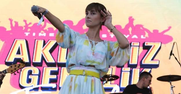 Adanalılar Gençlik Festivaliyle Coşuyor