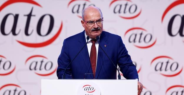 """ATO Başkanı Baran'dan Vergi Yasa Teklifi Değerlendirmesi:  """"Reel Sektör Uzaktan İncelemeye Hazır Değil"""""""