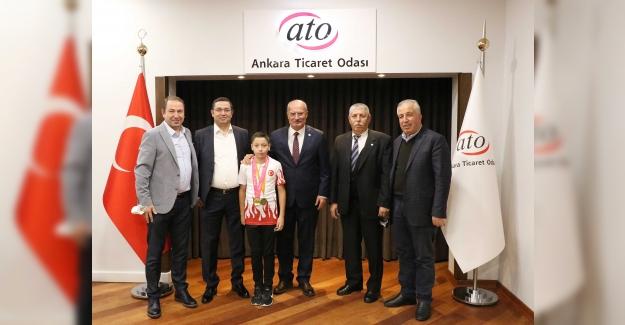 """Baran """"Ankara'ya Yeni Yapılacak Stadyum, Ekonomiyi De Hareketlendirecek"""""""