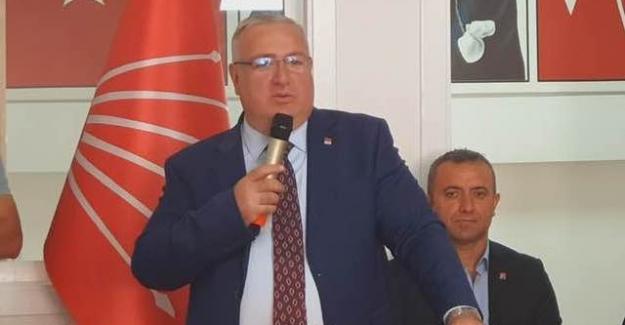 """CHP'li Akıllı'dan Fırlayan Dolarla İlgili Açıklama: """"AKP Hükümeti Yolun Sonuna Gelmiştir"""""""