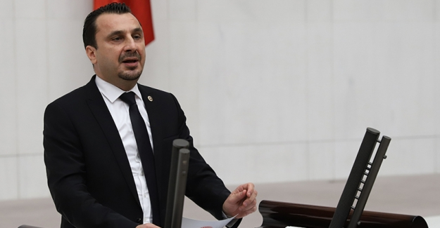 """CHP'li Başevirgen, """"Ticaret Bakanı Açıkladı:  112 bin 710 Esnaf Kepenk Kapattı"""""""