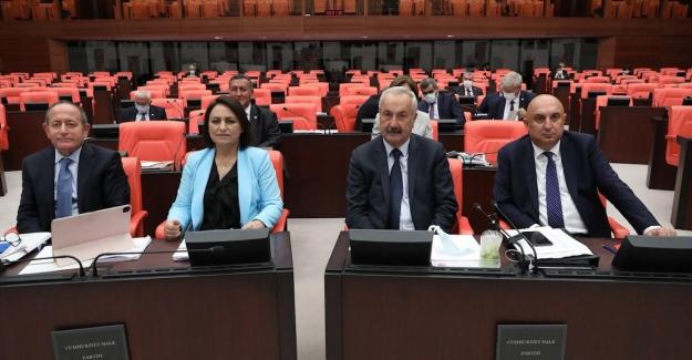 CHP'li Şevkin'den Cumhurbaşkanı Erdoğan'a 'Raylı Sistemi Onayla' Çağrısı…
