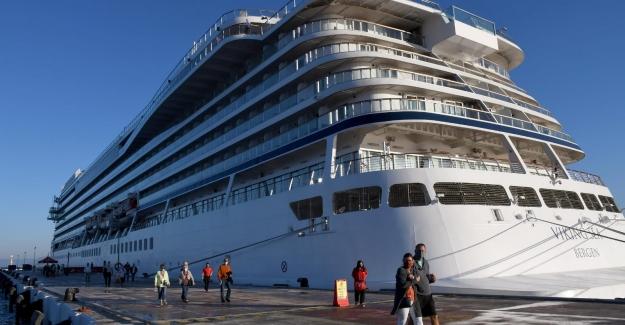 Kruvaziyer Turizminin Güvenli Adresi Kuşadası