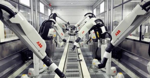 "Shanghai'da ""Robot Yapan Robot"" Fabrika, 2022'de Üretime Başlayacak"