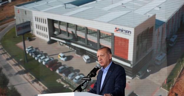 """""""Türkiye'ye Yatırım Yapan, Türkiye'nin Aydınlık Geleceğine Güvenen Herkes Kazanmaya Devam Edecektir"""""""