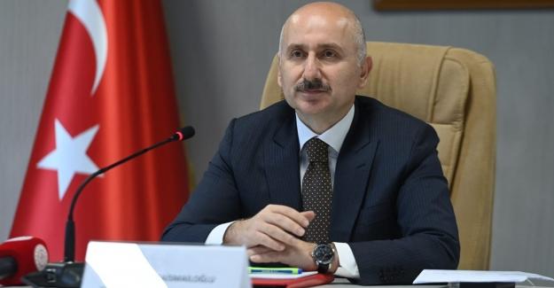 Ulaştırma Bakanı Karaismailoğlu'ndan Çevreci, Yerli Ve Milli Yatırım Hedefi Vurgusu