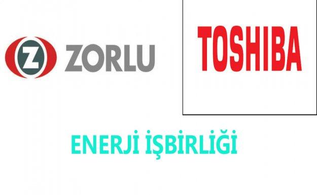 Zorlu Enerji Grubu İle Toshiba Enerjide İşbirliği Yaptı