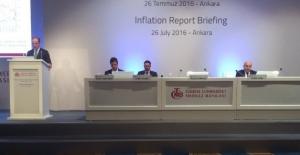 TCMB Başkanı Çetinkaya: Enflasyon Tahminlerinde Önceki Rapora Göre Değişiklik Yapmadık