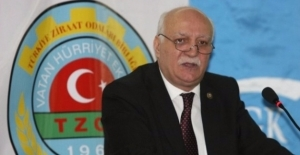 """TZOB Genel Başkanı Bayraktar: """"Saldırıları Şiddetle Lanetliyorum"""""""
