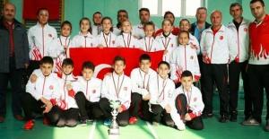 Türkiye Badmintonda Balkan Şampiyonu