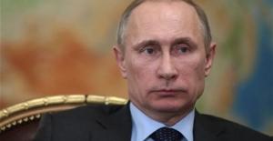 Putin Cumhurbaşkanı Erdoğan'a Taziyelerini Bildirdi