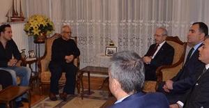 Kılıçdaroğlu, Talipoğlu'nun Evine Taziye Ziyaretinde Bulundu