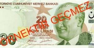 Sahte Banknotlar Sadece MB Merkez Teşkilatında İmha Edilecek